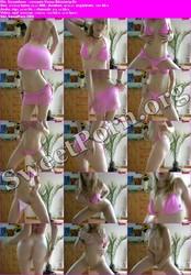 SweetAnne aka versautevenus SweetAnne - versaute Venus-Bikinistrip Thumbnail